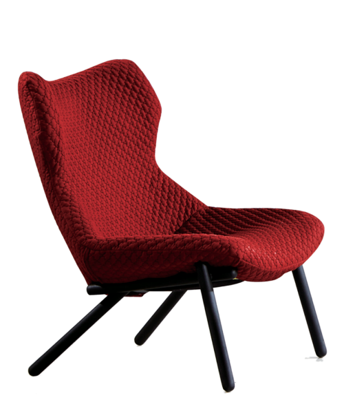 Cora 01 lounge Chair